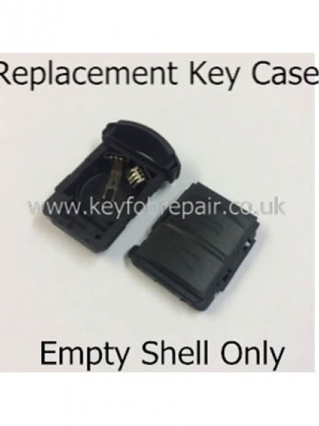 Vauxhall 2 Button Key Fob Case Shell-Corsa Combo Meriva Tigra Etc